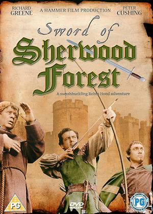 Rent Sword of Sherwood Forest Online DVD Rental
