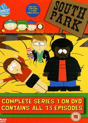Rent South Park: Series 1 Online DVD & Blu-ray Rental