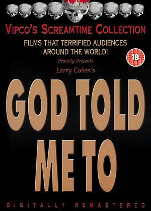 Rent God Told Me To Online DVD Rental