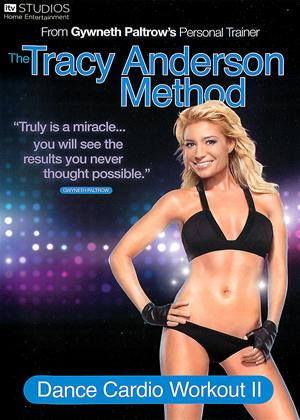 Rent The Tracy Anderson Method: Dance Cardio Workout 2 Online DVD Rental
