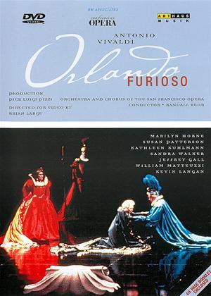 Rent Antonio Vivaldi: Orlando Furioso Online DVD Rental
