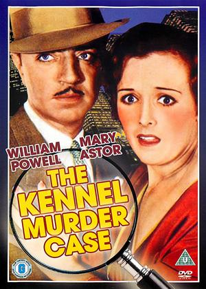Rent The Kennel Murder Case Online DVD Rental