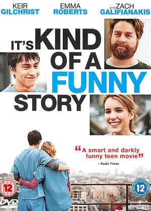 Rent It's Kind of a Funny Story Online DVD Rental