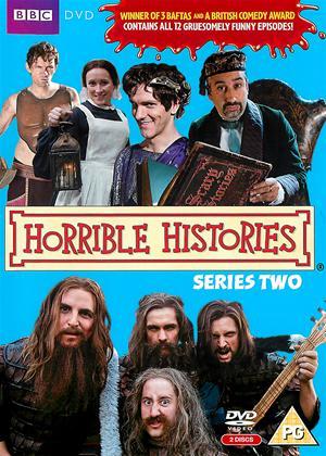 Rent Horrible Histories: Series 2 Online DVD Rental