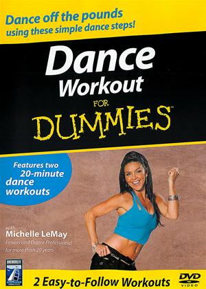 Rent Dance Workout for Dummies Online DVD Rental