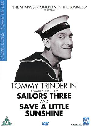Rent Sailors Three and Save a Little Sunshine Online DVD & Blu-ray Rental