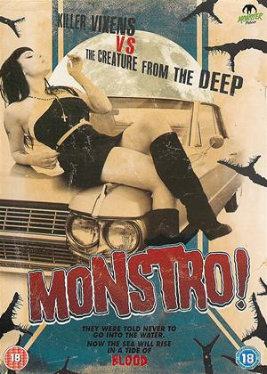 Rent Monstro! (aka El Monstro Del Mar!) Online DVD Rental