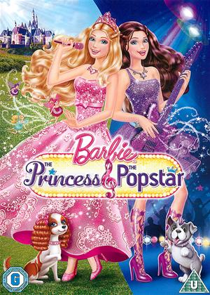 Rent Barbie: The Princess and the Popstar Online DVD Rental