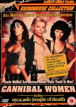 Rent Cannibal Women in the Avocado Jungle of Death (aka Jungle Heat) Online DVD Rental