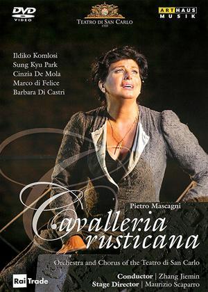 Rent Cavalleria Rusticana: Orchestra del Teatro di San Carlo (Jiemin) Online DVD Rental