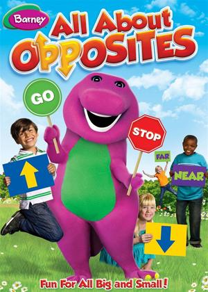 Rent Barney: All About Opposites Online DVD Rental