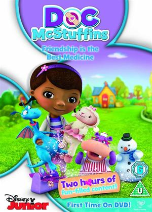 Rent Doc McStuffins: Friendship Is the Best Medicine Online DVD Rental