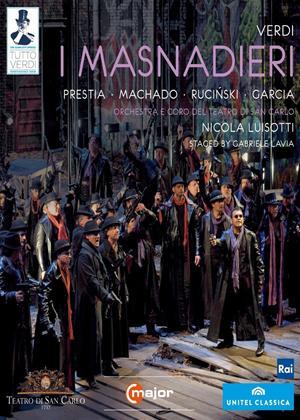 Rent I Masnadieri: Teatro Di San Carlo (Luisotti) Online DVD Rental