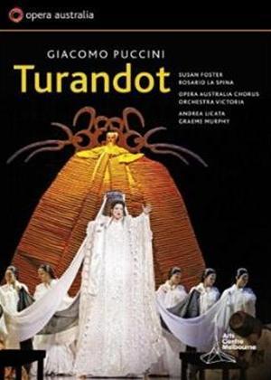 Rent Turandot: Opera Australia (Licata) Online DVD & Blu-ray Rental