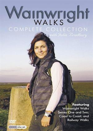 Rent Wainwright Walks: Collection Online DVD Rental