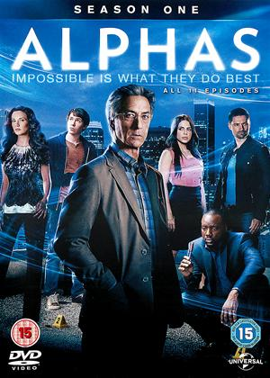 Rent Alphas: Series 1 Online DVD Rental