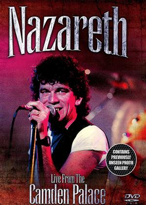 Rent Nazareth: Live from the Camden Palace Online DVD Rental