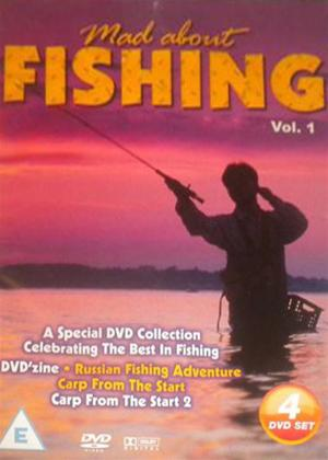 Rent Mad About Fishing: Vol.1 Online DVD Rental