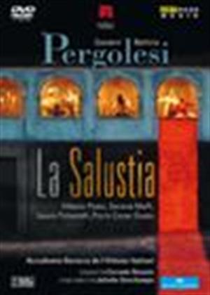 Rent La Salustia: Accademia Barocca De I Musici Italiani (Rovaris) Online DVD Rental