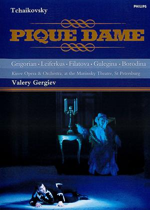 Rent Tchaikovsky: Pique Dame: Kirov Opera and Chorus (Gergiev) (aka The Queen of Spades) Online DVD Rental