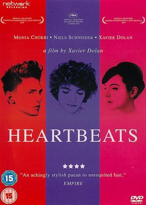 Rent Heartbeats (aka Les Amours Imaginaires) Online DVD Rental