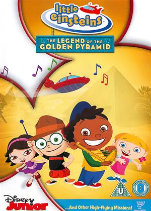 Rent Little Einsteins: Legend of the Golden Pyramid Online DVD & Blu-ray Rental