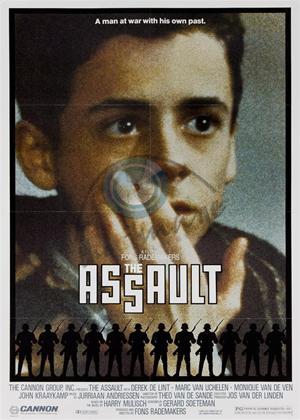Rent The Assault (aka Aanslag, De) Online DVD Rental