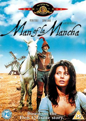 Rent Man of La Mancha Online DVD Rental