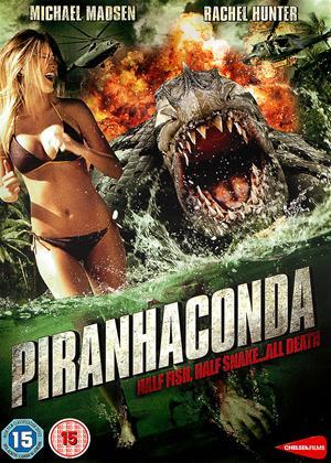 Rent Piranhaconda Online DVD Rental