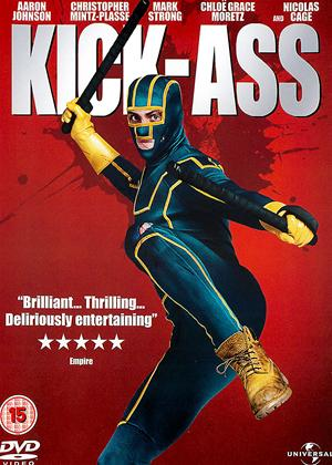 Rent Kick-Ass Online DVD Rental