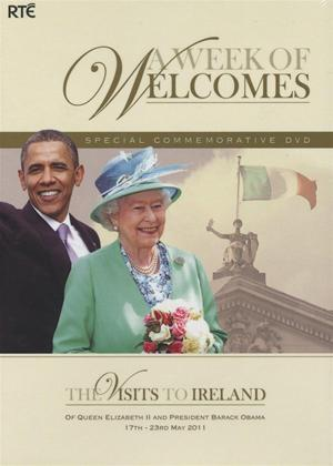 Rent A Week of Welcomes: The Visits to Ireland of Queen Elizabeth Online DVD Rental
