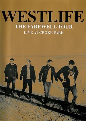 Rent Westlife: The Farewell Concert: Live from Croke Park Online DVD Rental