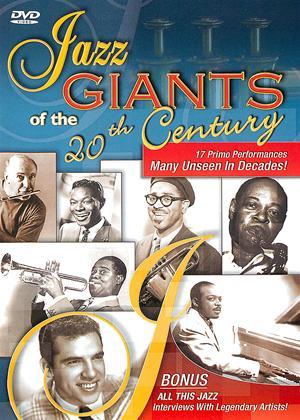 Rent Jazz Giants of the 20th Century Online DVD Rental
