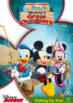 Rent Mickey Mouse Clubhouse: Mickey's Great Outdoors Online DVD Rental