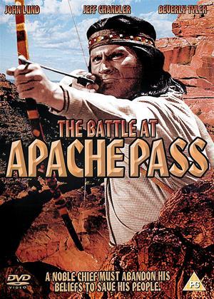 Rent The Battle at Apache Pass Online DVD Rental