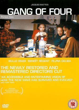 Rent Gang of Four (aka La Bande des Quatre) Online DVD Rental