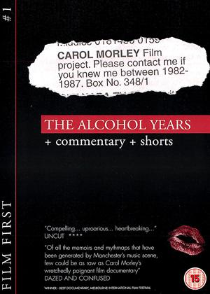 Rent Carol Morley: The Alcohol Years Online DVD Rental