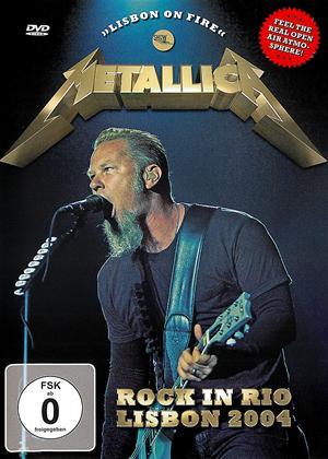 Rent Metallica: Rock in Rio: Lisbon 2004 Online DVD Rental