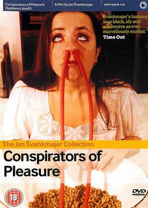 Rent Conspirators of Pleasure (aka Spiklenci Slasti) Online DVD Rental