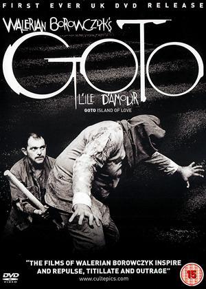 Rent Goto, Island of Love (aka Goto, L'île d'amour) Online DVD Rental