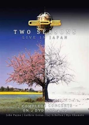 Rent GPS: Two Seasons: Live in Japan: Vol.2 Online DVD Rental