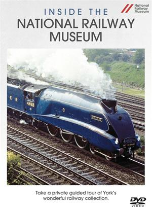 Rent Inside the National Railway Museum Online DVD Rental