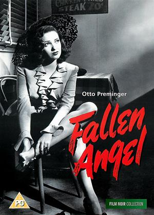 Rent Fallen Angel Online DVD Rental
