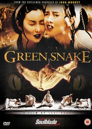 Rent Green Snake (aka Ching Se) Online DVD Rental