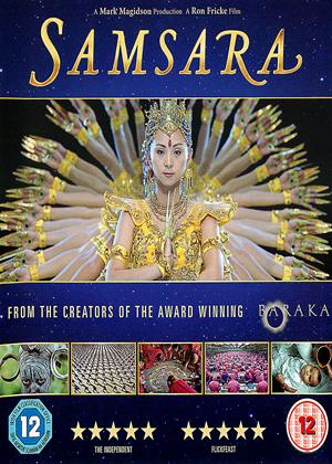 Samsara Online DVD Rental