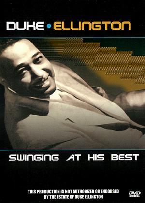 Rent Duke Ellington: Swinging at His Best Online DVD Rental