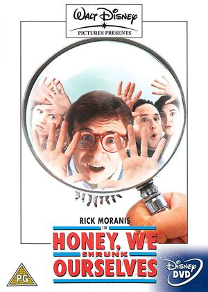 Rent Honey, We Shrunk Ourselves Online DVD & Blu-ray Rental