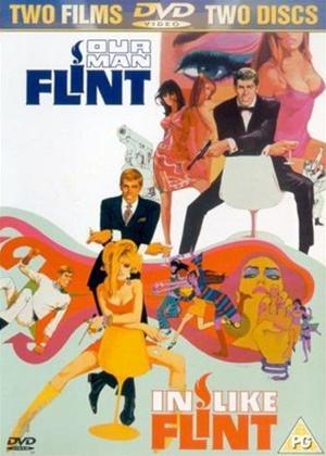 Rent Our Man Flint / In Like Flint Online DVD Rental