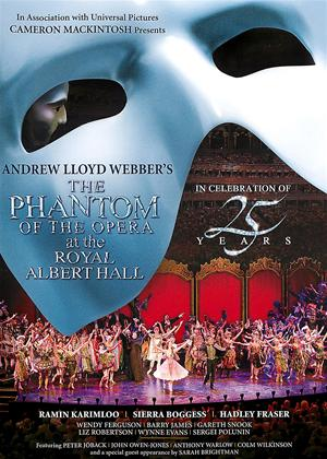 Rent The Phantom of the Opera at the Albert Hall Online DVD Rental