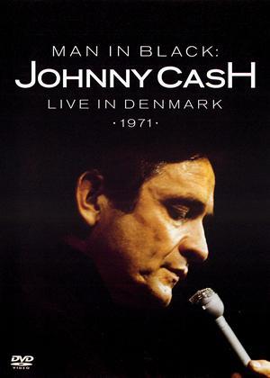 Rent Johnny Cash: Man in Black - Live in Denmark 1971 Online DVD Rental